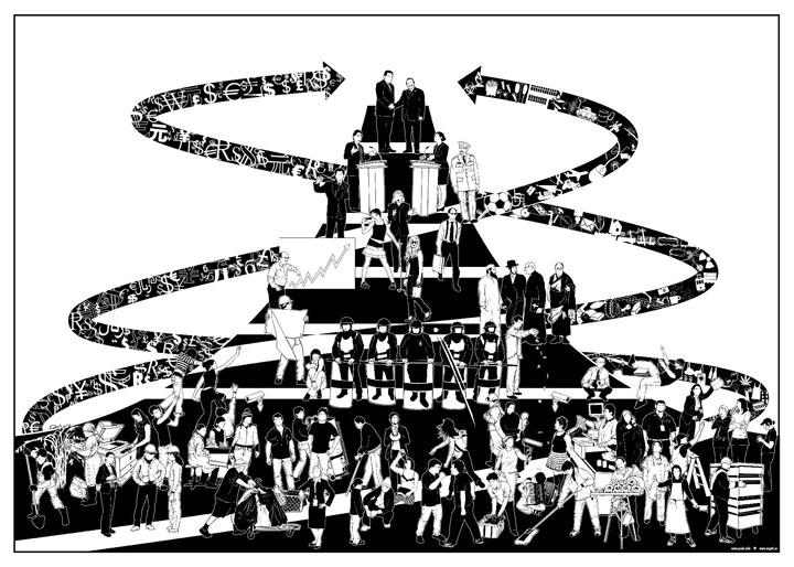 Общественная пирамида