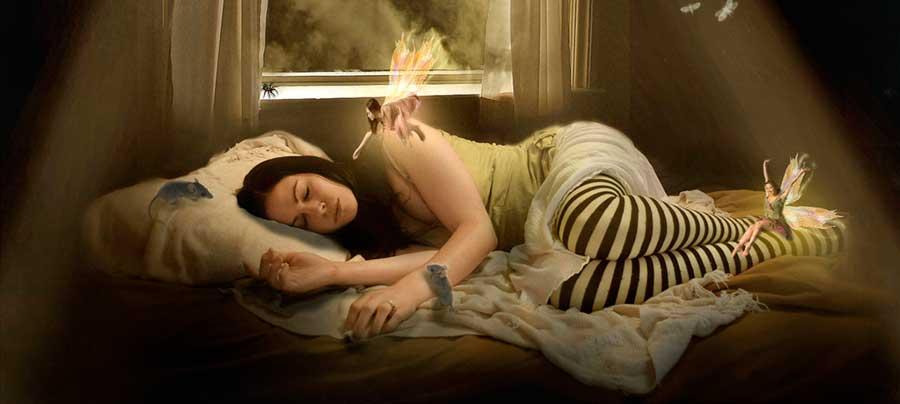 Открывать подарки во сне